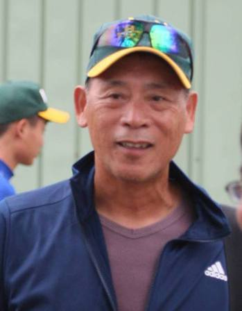 高苑青棒總教練李來發。 報系資料照