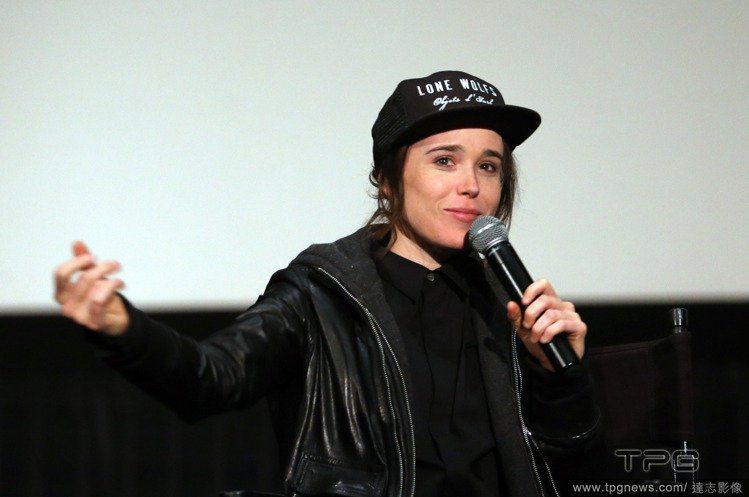 新生代女演員艾倫佩姬曾公開出櫃,「我不希望這只是我個人的事,我特別希望能和年輕的...