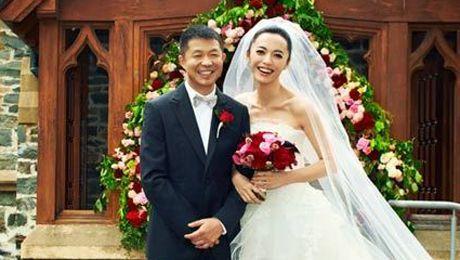 姚晨與大陸攝影師曹郁結婚。圖/摘自網路