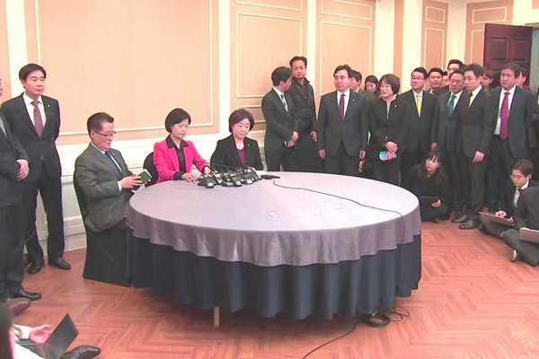 不甩朴槿惠談話 南韓在野陣營續推彈劾