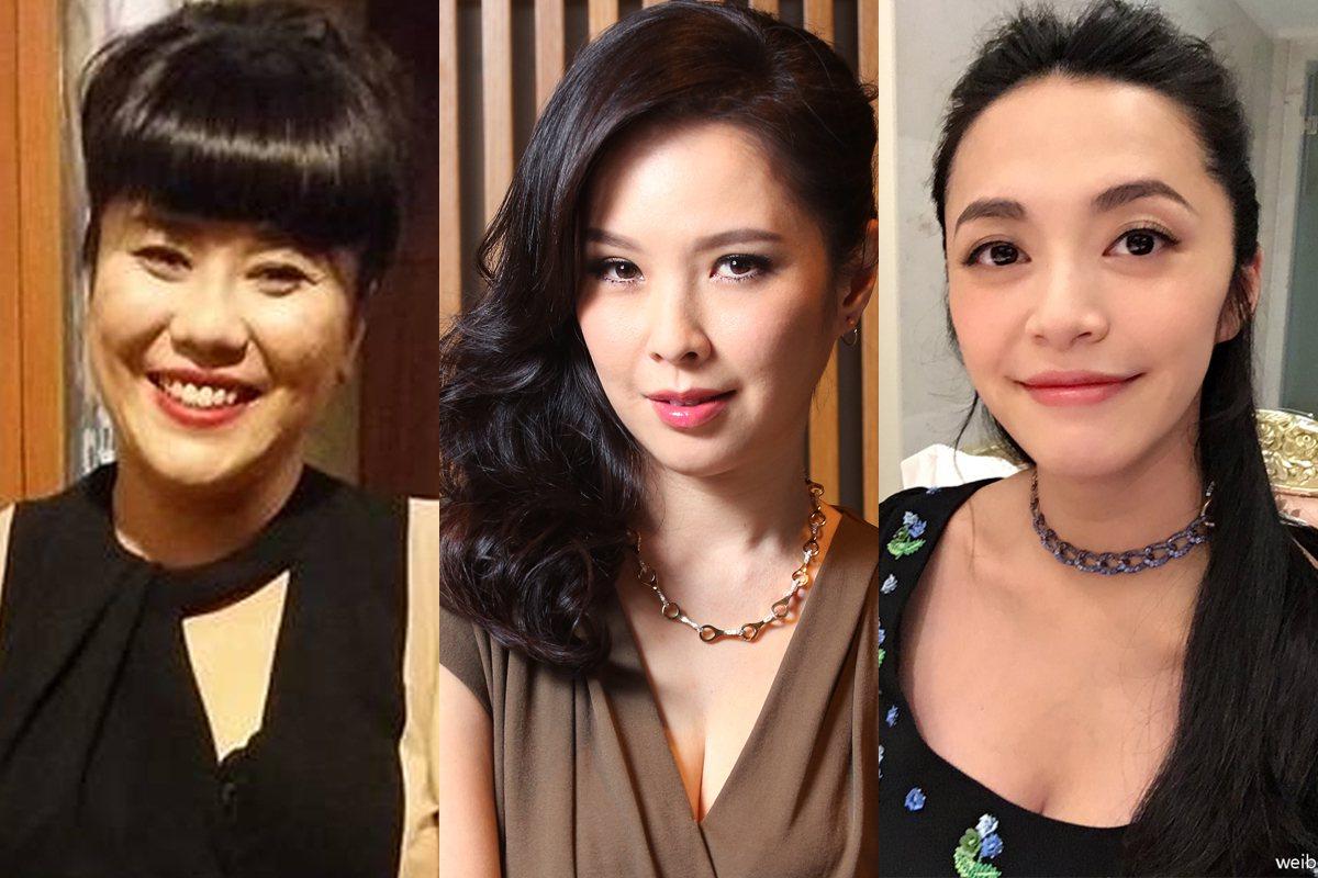 圈內不少女明星都愛上攝影師,由左至右分別為林美秀、天心、姚晨。 圖/擷自林美秀臉...