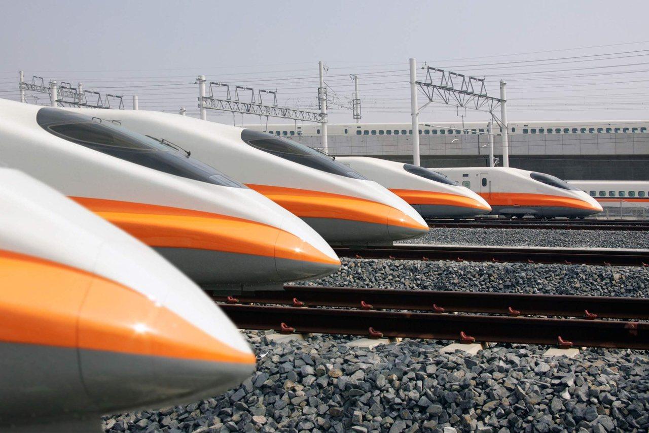 高鐵2017元旦疏運加開110班次列車,12月3日凌晨零時起開始訂票。 照片由台...