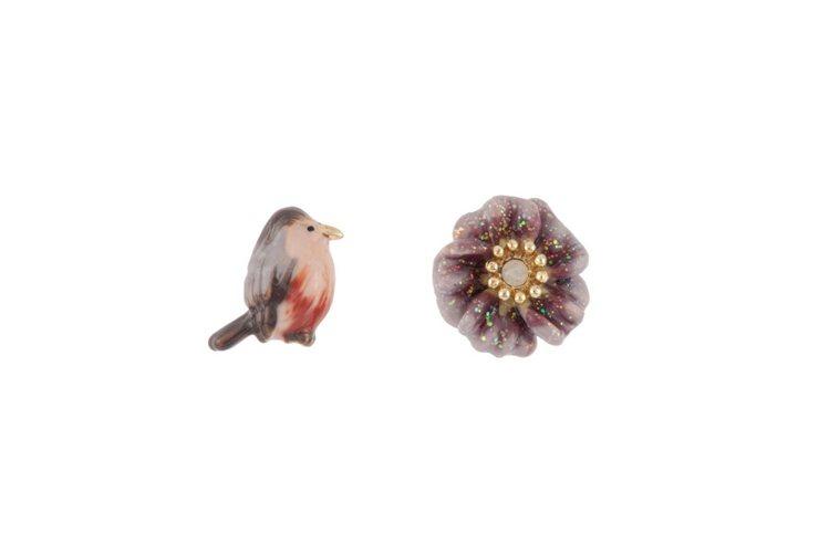 金平糖花園系列耳環,2600元。圖/Les Nereides提供