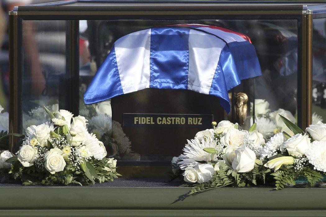 古巴前總統卡斯楚最後安息地在聖地牙哥。(路透)