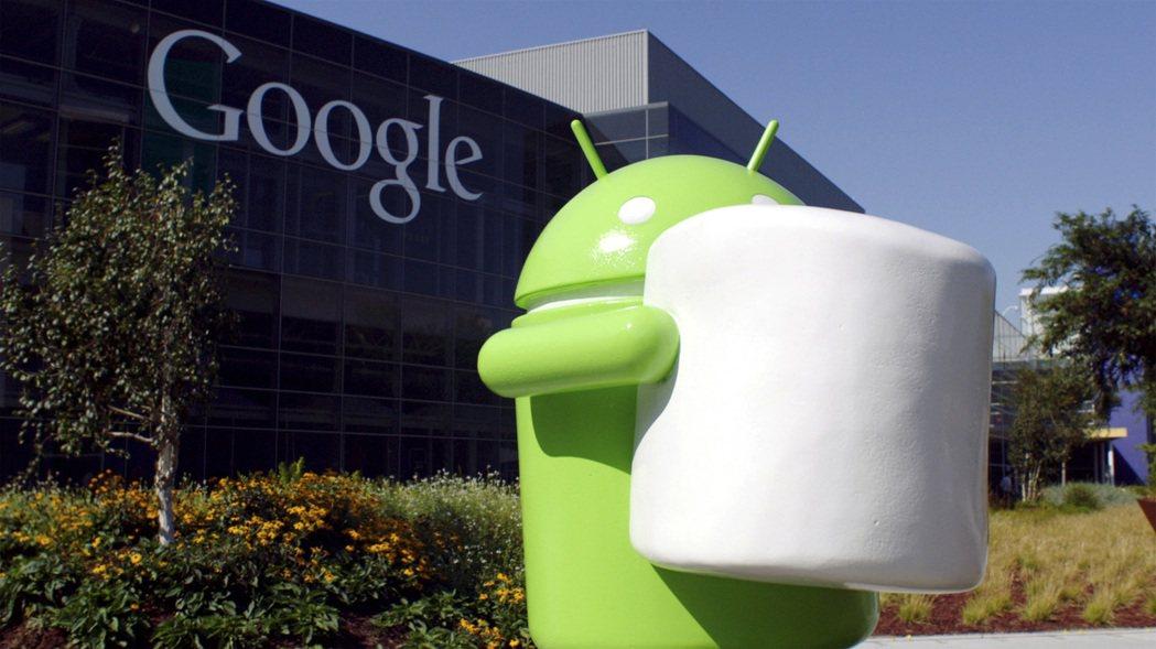 用以攻擊Android智慧型手機的惡意軟體逾800款APP。圖/歐新社