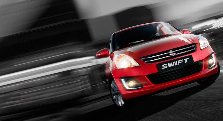 以動感時尚外型獲得年輕消費族群青睞的SWIFT。 Suzuki提供