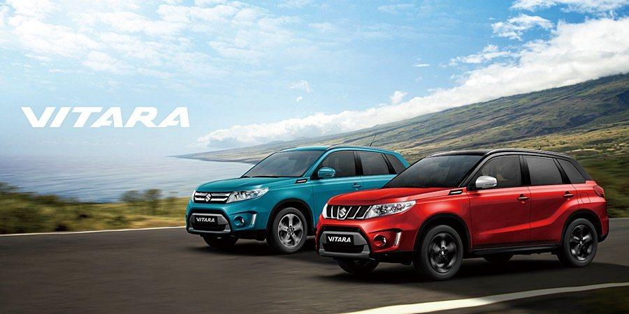 Suzuki Vitara。 Suzuki提供