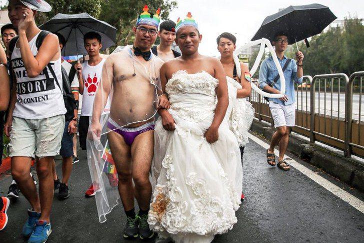 有壓迫才有解放,同性婚姻就是性解放!