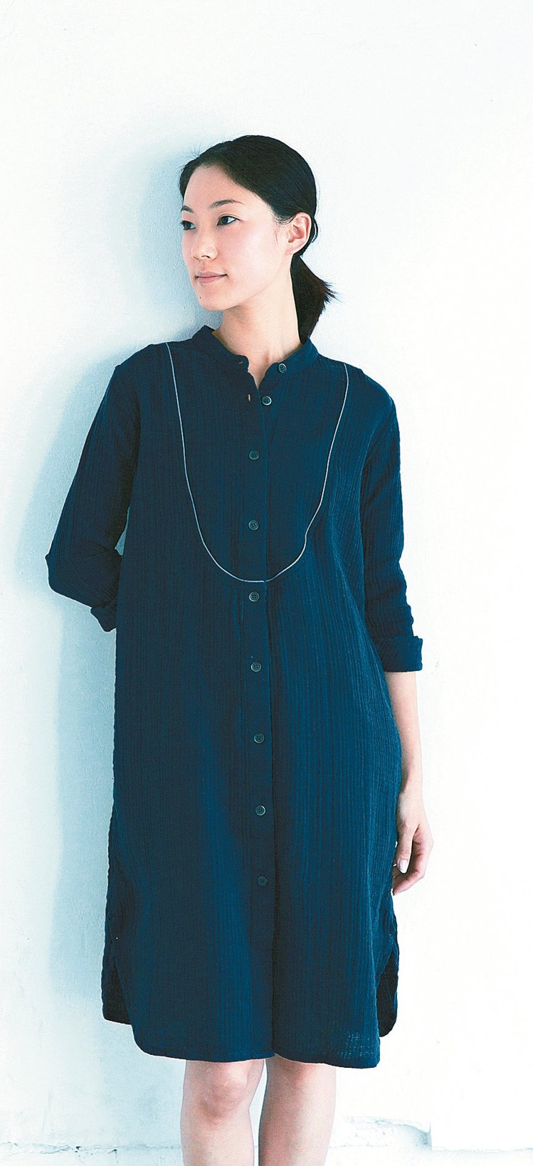 深受名媛貴婦喜愛的Uchino棉花糖三重紗居家服,舒適到讓妳不想出門。 圖/Uc...