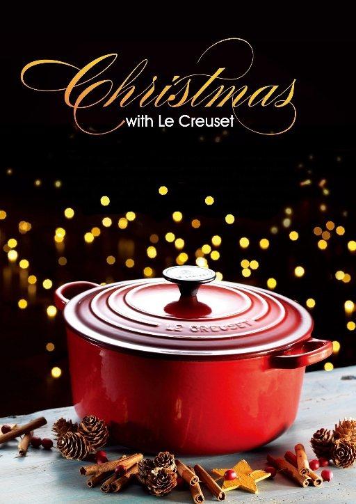 亮色有質感的好鍋,放在餐桌就有提亮效果。圖/LE CREUSET提供