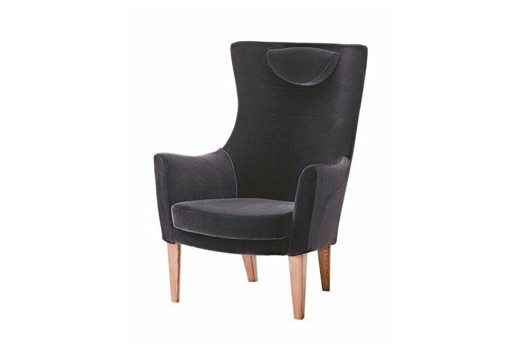 一把造型好椅,增添抱枕或披毯,就可隨季節變換風貌。 圖/IKEA提供