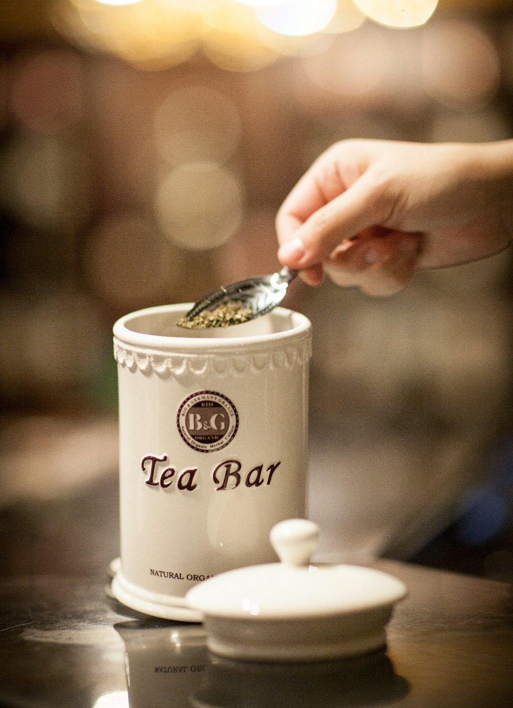 陰寒冬日在家泡一壺茶是莫大享受。圖/德國農莊提供