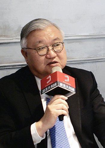 臺北醫學大學閻雲校長  圖/讀書共和國提供