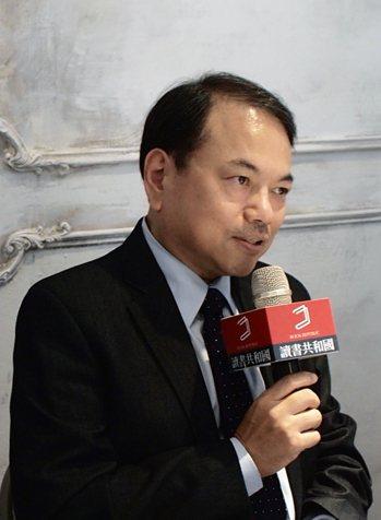 恩主公醫院院長吳志雄  圖/讀書共和國提供