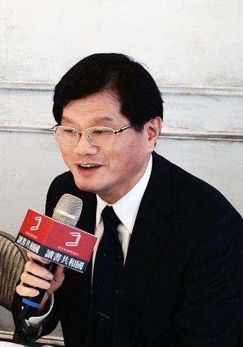 臺北醫學大學醫學院黃朝慶院長  圖/讀書共和國提供