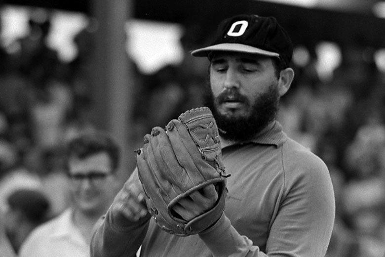 「青年卡斯楚追夢大聯盟」的謠言,讓老卡成了被MLB「手滑」做掉、由愛生恨的抑鬱球...