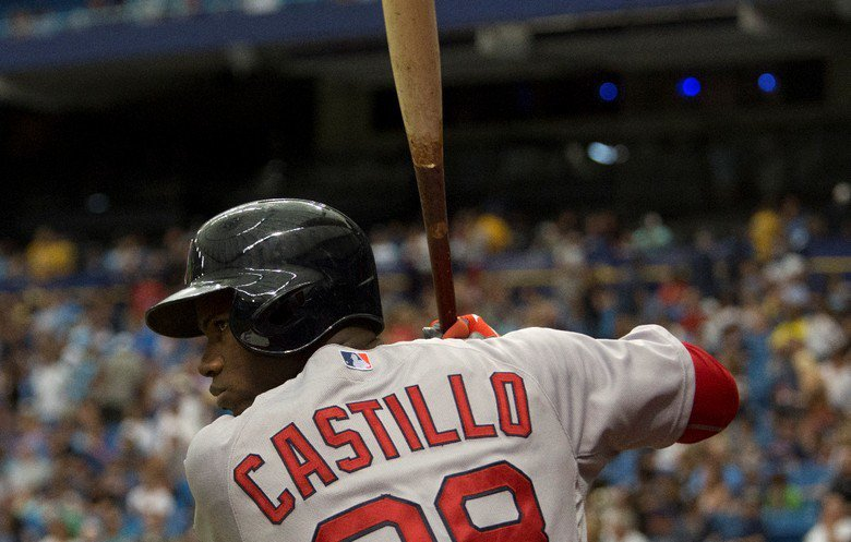 2014年紅襪以7年7250萬美元簽下古巴外野手卡斯提歐(Rusney Cast...
