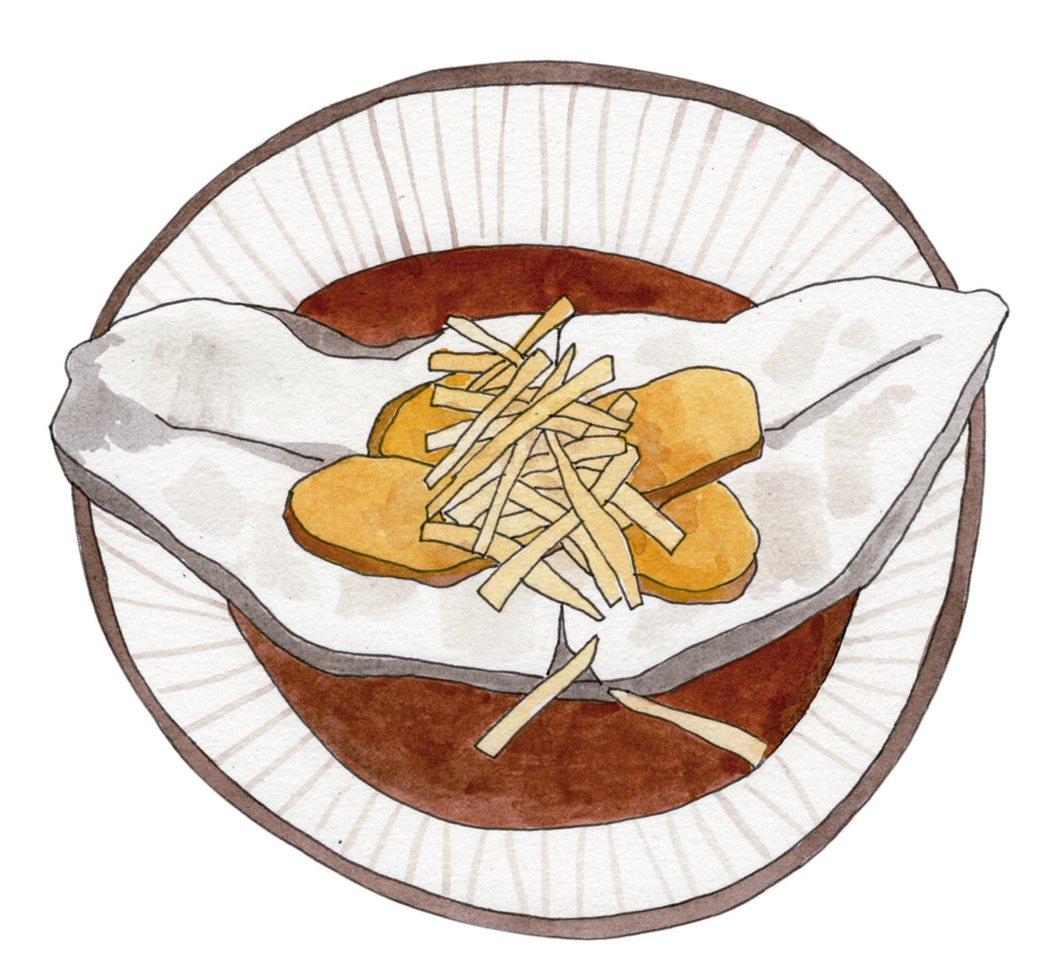 記憶中最難忘的是母親的蒸魚料理 插圖/Fanyu