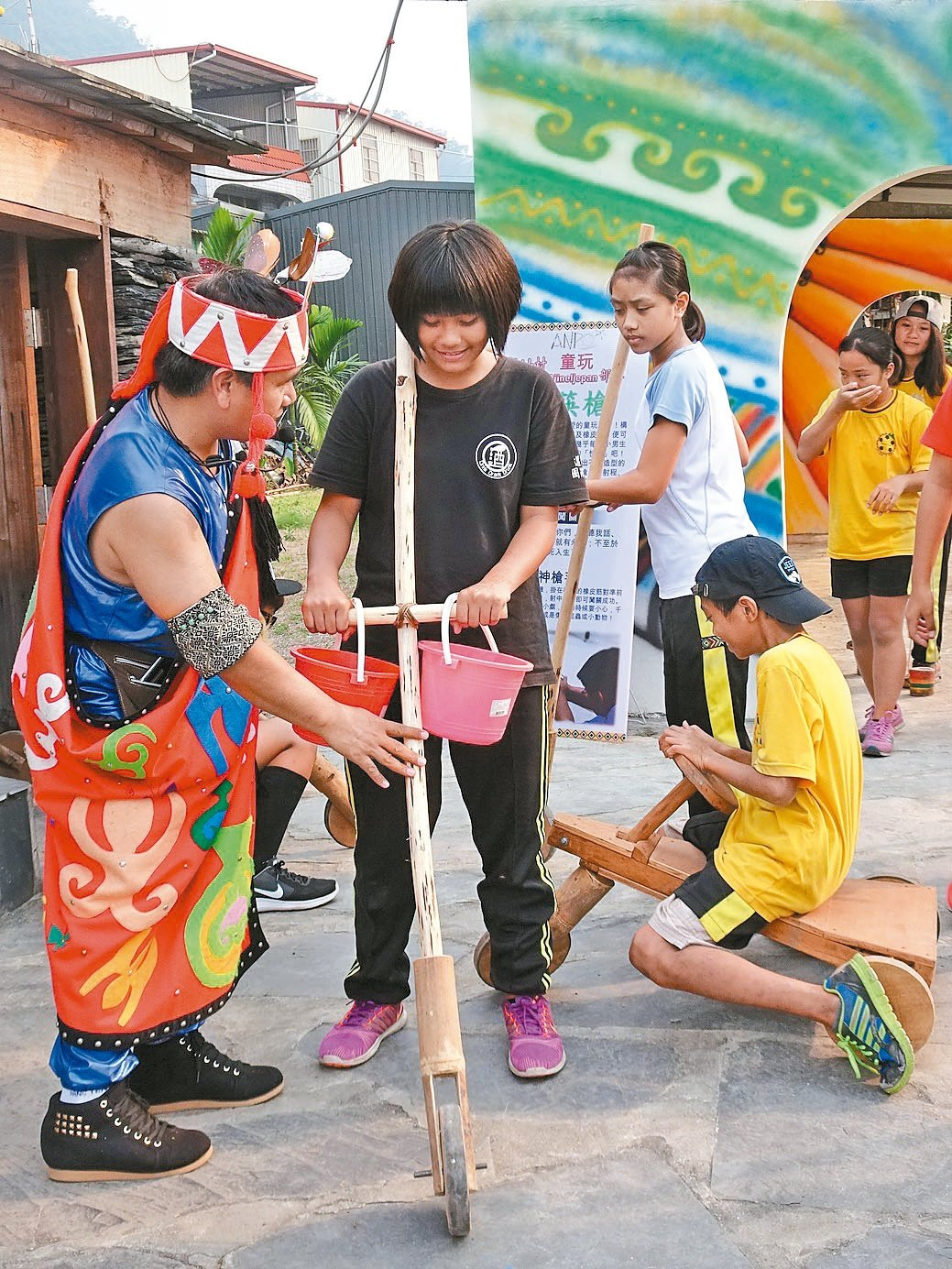 去哪鵝/想念童年嗎?來屏東「安坡部落」玩一天 | 旅遊