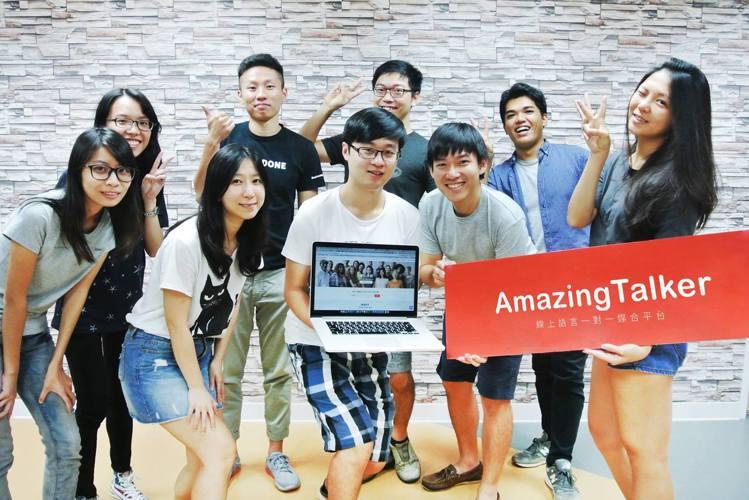 AmazingTalker創辦人趙捷平表示,此次投資對於雙方而言都是第一次,也是...