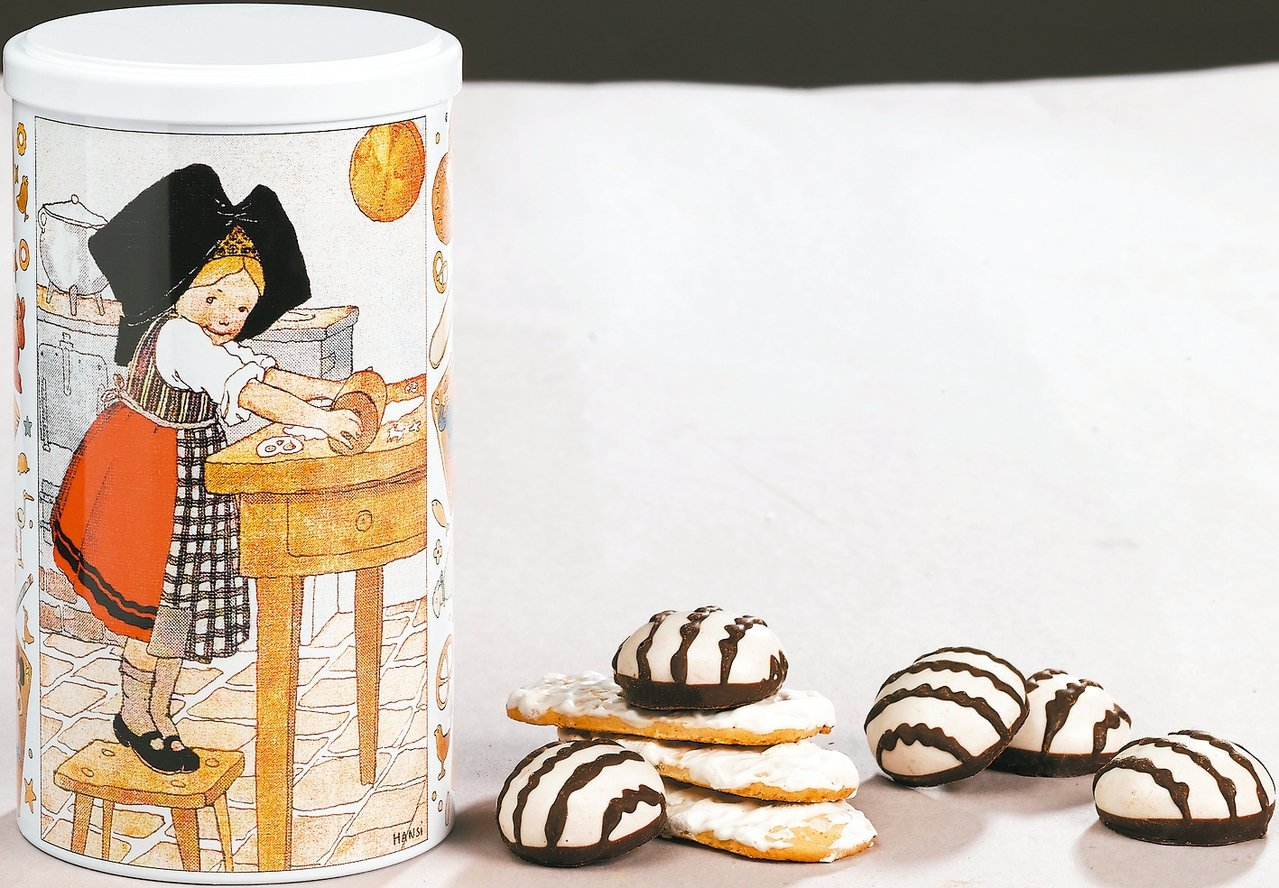 Hansi史特拉斯堡餅乾。 圖/台北101提供