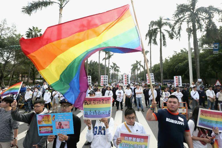 婚姻平權改變的不是婚姻,而是異性戀霸權。 圖/聯合報系