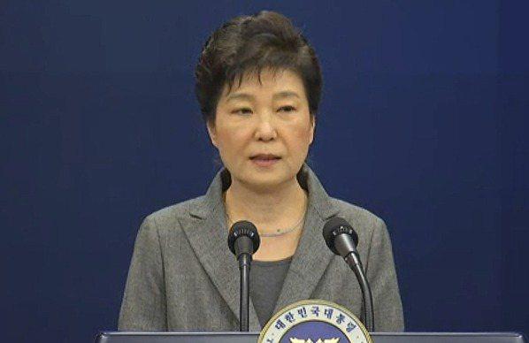 韓媒:朴槿惠可能未來一或兩天內決定辭職時機