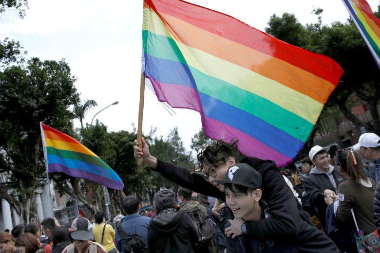 修法或專法從來不是婚姻平權爭議的核心關鍵,平等與歧視才是。 圖/路透社