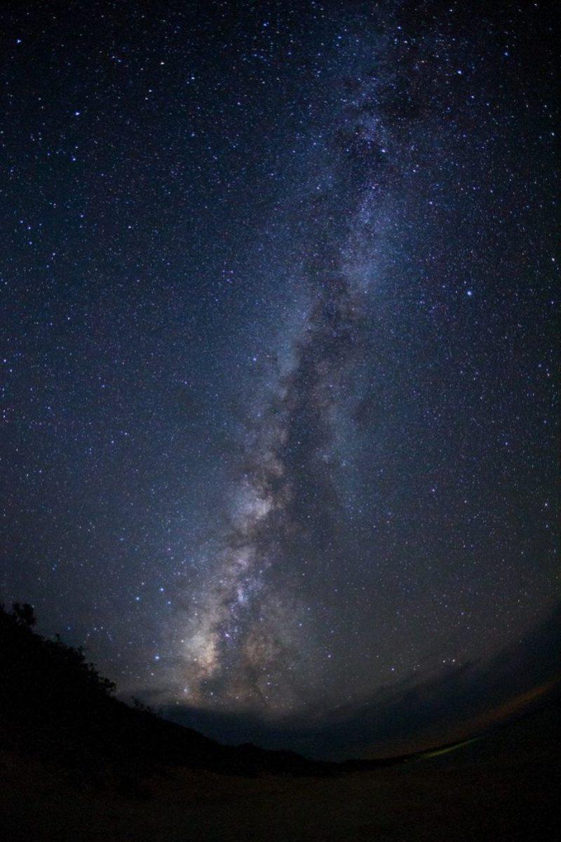 波照間島是著名的觀星地點flickr cc by kobaken+