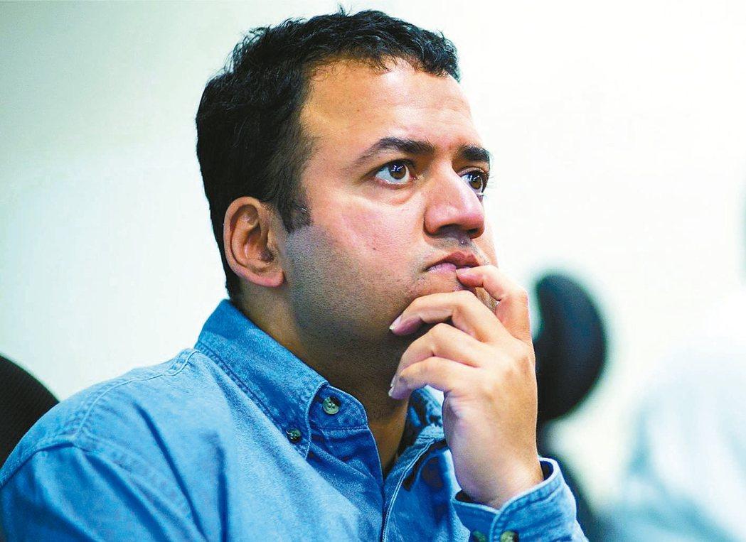 Mu Sigma創辦人暨執行長Dhiraj Rajaram。 Dhiraj Ra...