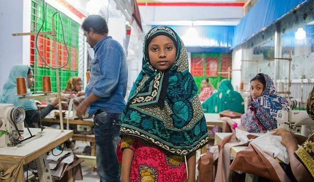 英國海外發展研究所(ODI)7日發布的研究報告指出,居住在貧民窟的孟加拉童工每周...