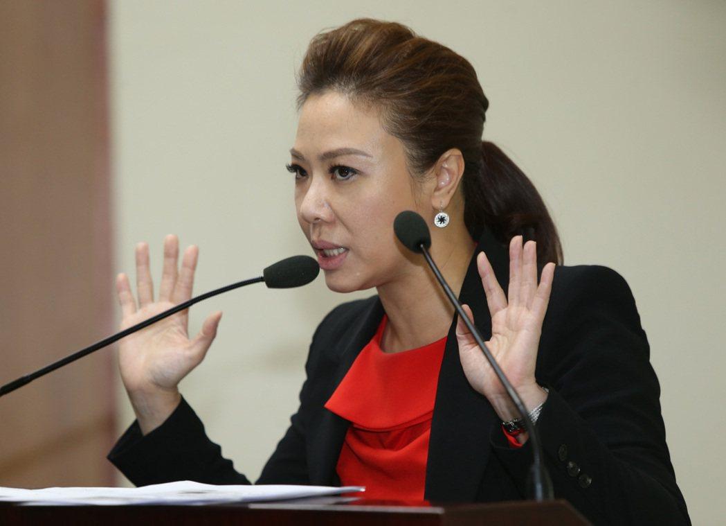 立院国民党团副书记长李彦秀。 图/联合报系资料照