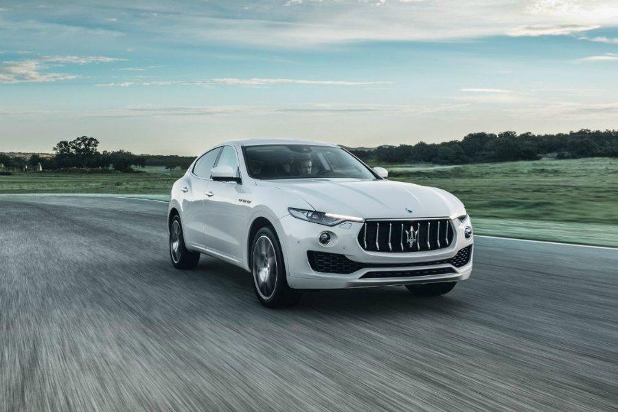 Maserati 未來不會再推出尺寸更小、更緊湊的 Crossover 跨界車款...