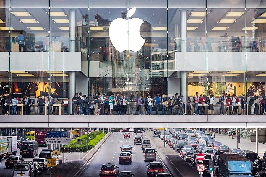 Apple正積極開發自動駕駛技術。 摘自pixabay免費圖庫