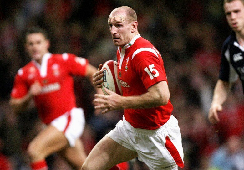 Gareth Thomas這位曾經為威爾斯國家隊出賽一百場的著名選手,在2009年成為橄欖球界出櫃的先鋒。 圖/路透社