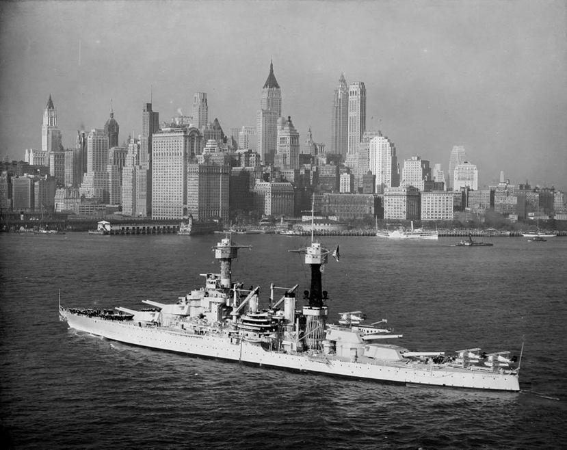 科羅拉多級戰艦是二次世界大戰前美國最強大的戰艦。日本海軍偷襲珍珠港時,科羅拉多號...