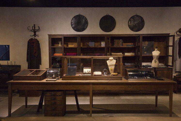 骨董珠寶DE STIJL antique & period jewelry展售具...
