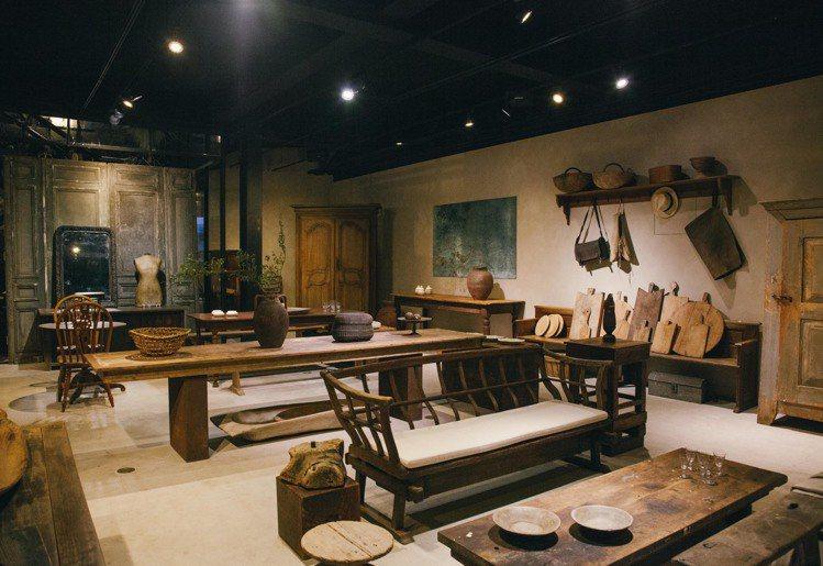 歐藝旅集為「另空間」近期推出的展覽。圖/JAMEI CHEN提供