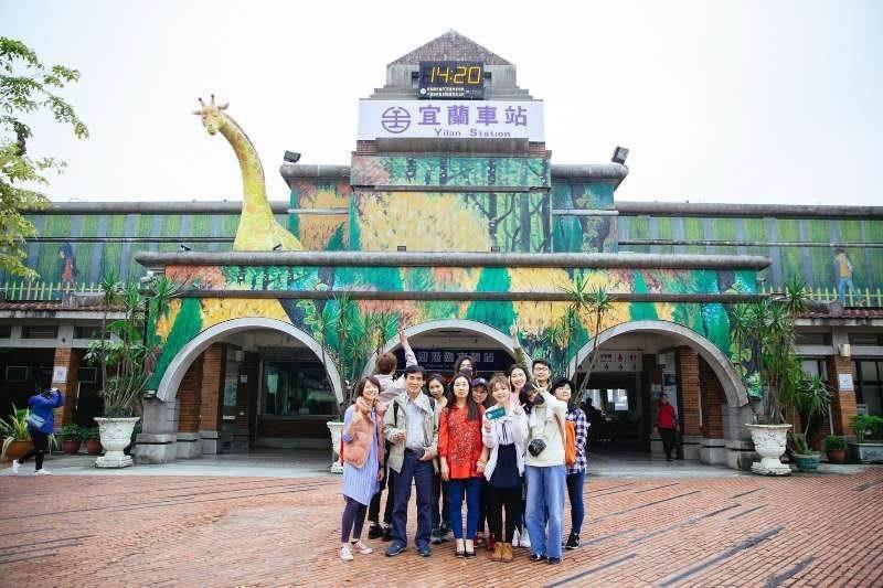 台旅會北京辦事處與「網易LOFTER」跨域聯合舉辦「LOFTER瘋狂旅行團」台灣...