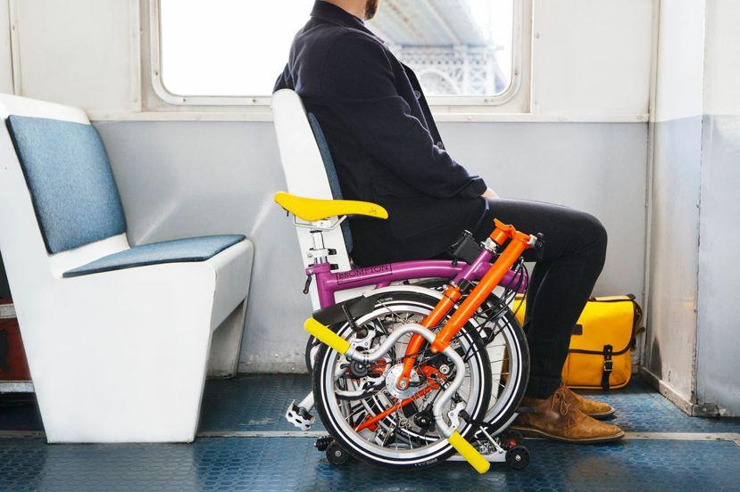 巴特勒-亞當斯不將小布定位於「自行車產業」,而是「都會運輸業」,鎖定因為上下班塞...