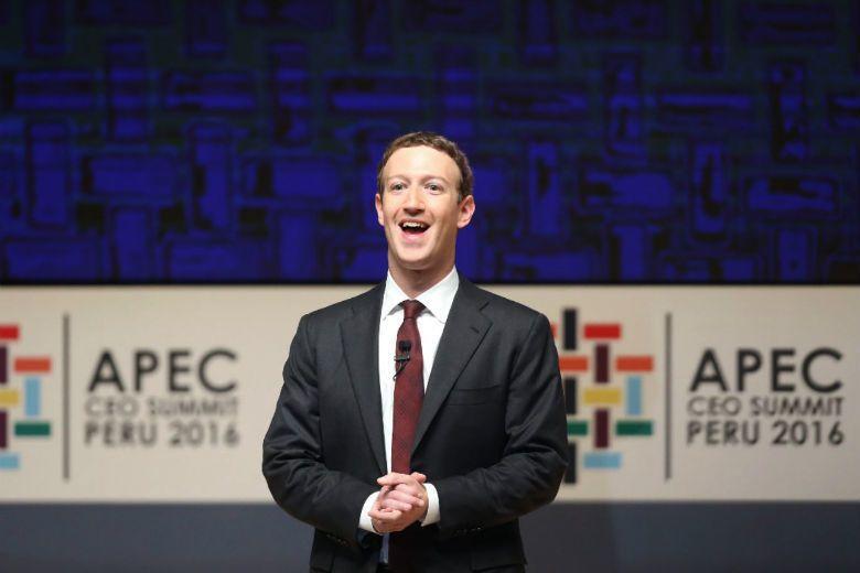 為了重返中國市場,臉書將配合中國政策進行一場浮士德的交易? 圖/美聯社