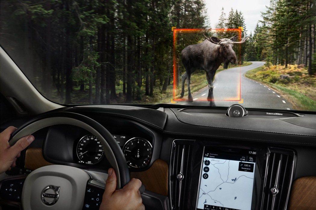 Volvo S90 全車系標配IntelliSafe全方位創新安全科技,以第二代...