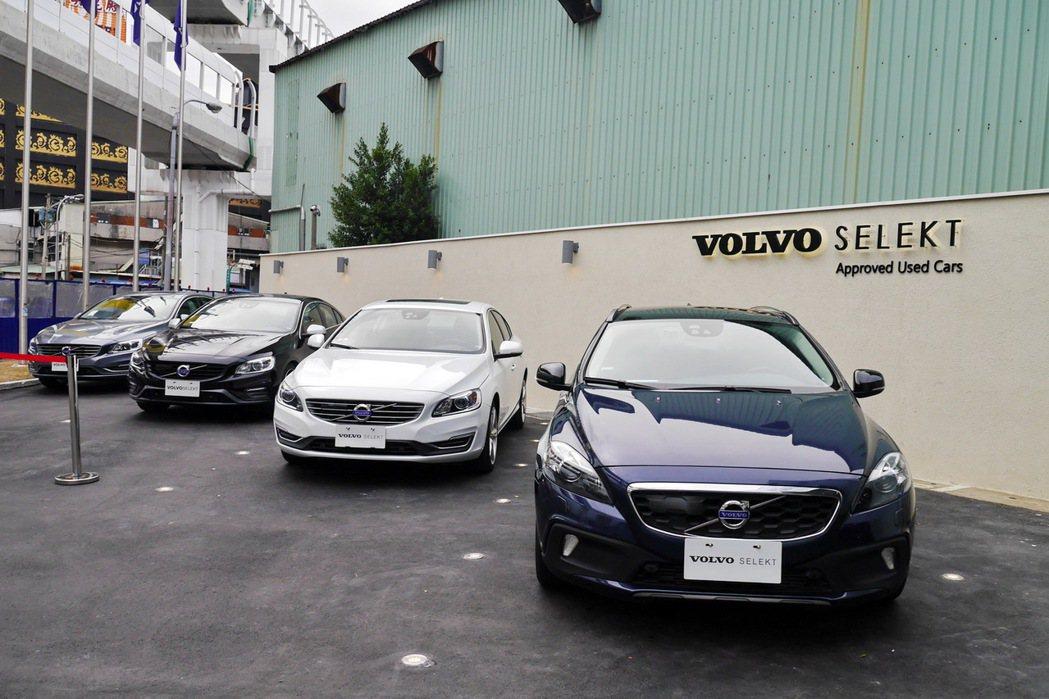 通常原廠認證中古車價格稍高,但保障也較為完善。 記者陳威任/攝影