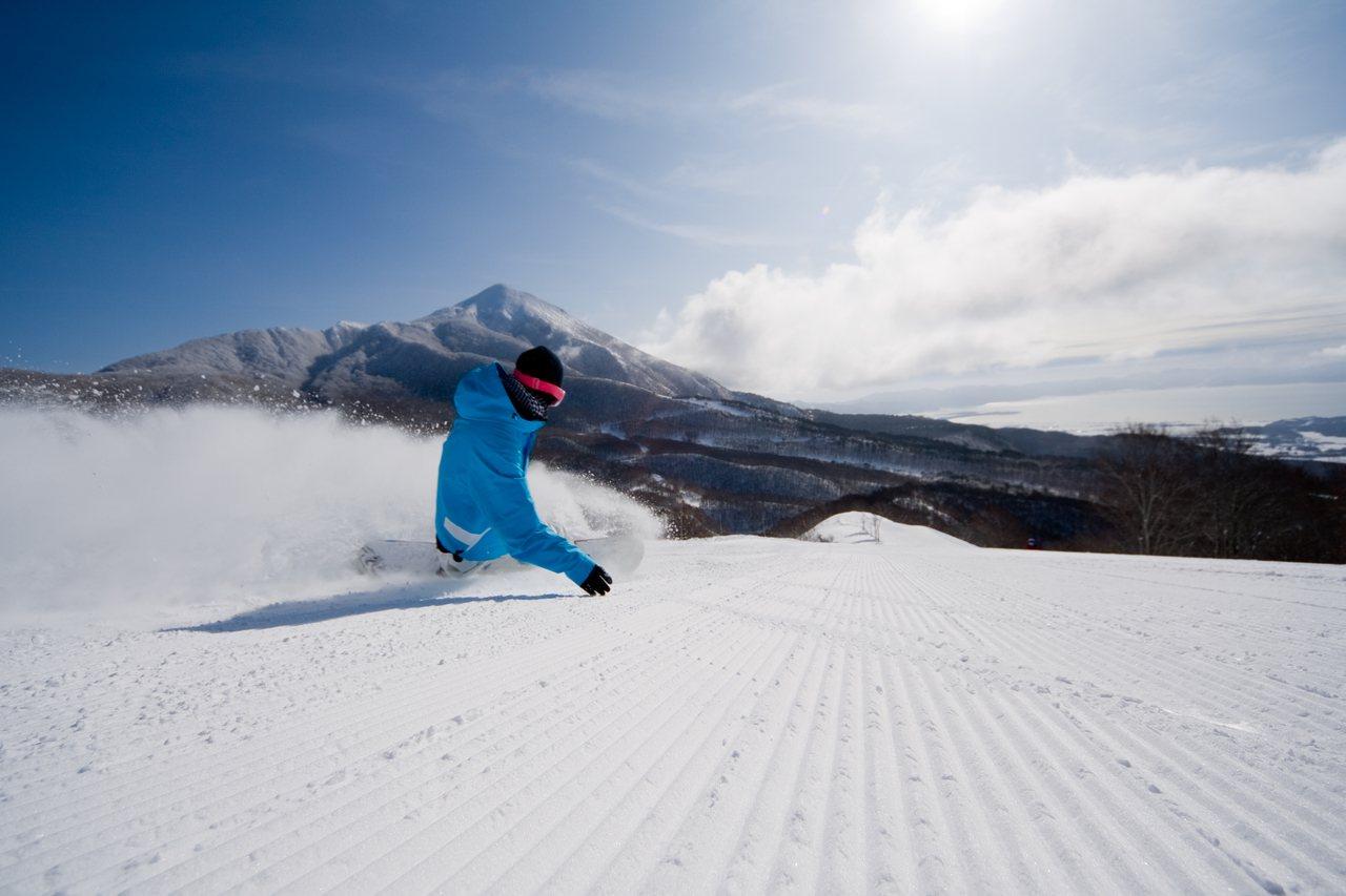 愈來愈多台灣旅客愛上滑雪。圖/雄獅旅遊提供