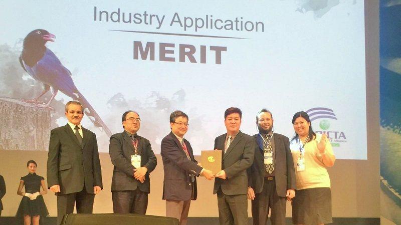 12月的亞太資通訊科技聯盟大賽(APITCA Awards)中,宏威錡為台灣奪下...