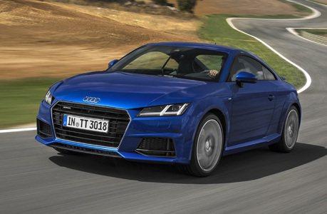 Audi TT 2.0 TDI 首度導入Quattro四驅系統