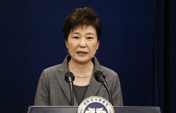 朴槿惠 韓史上第二位遭彈劾停職總統