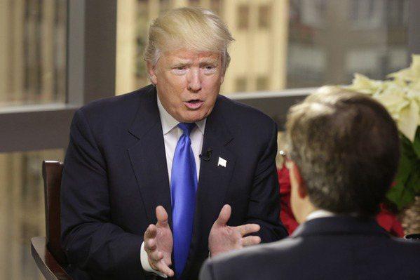 川普:不知美國為何要被一中政策綁住