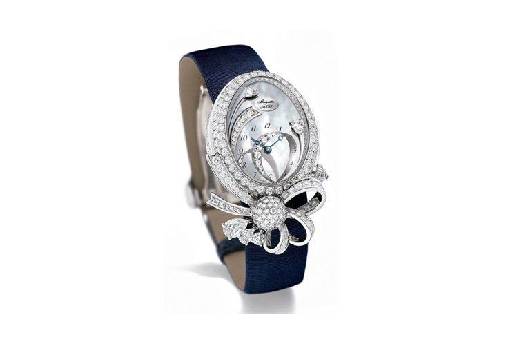 寶璣Le Desir de la Reine高級珠寶表,459萬1,000元。圖...