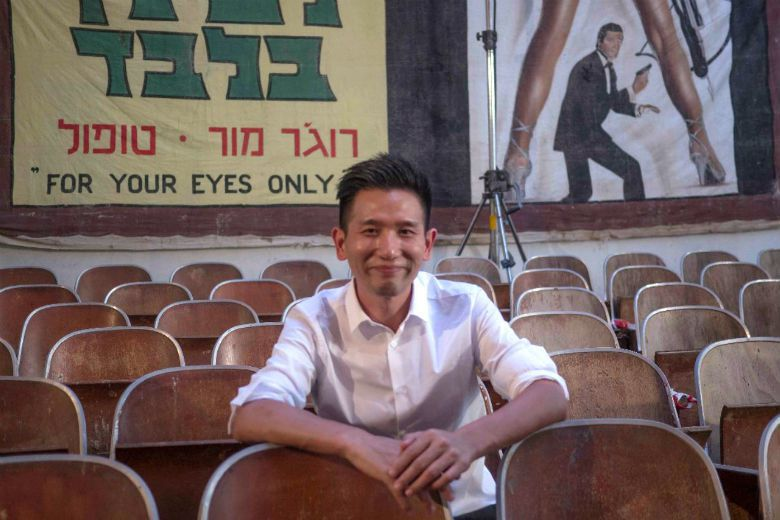 《再見瓦城》是歸化中華民國的緬甸華人趙德胤導演拍的台緬德法合拍片,取材自導演個人特殊的生命經驗。 圖/岸上影像提供
